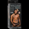 "William Seed Signature Cock 8"" Ultraskyn"