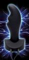Electro Zinger Rippled E-stim Silicone Plug