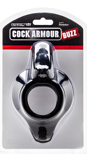 Cock Armour Buzz Vibrating Cock Enhancer