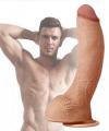 SexFlesh Stuff-Me Stefan 10 inch Dildo