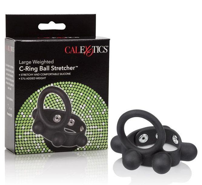 Weighted Ball Stretcher Medium Black