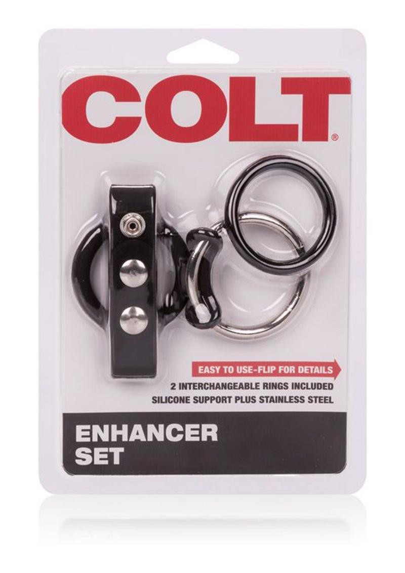Colt Enhancer Set Shaft and Scrotum System