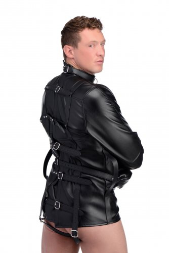 Straight Jacket- Strict Leather
