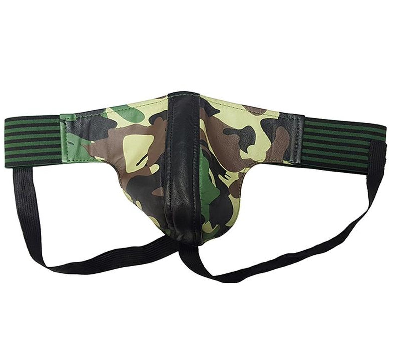 Rouge Jocks Stripe Waist Band Camo Med
