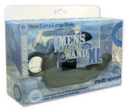 Men's Pleasure Wand XL Charcoal