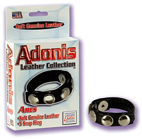 Ares Leather Cockring