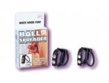 Ball Spreader Cock Ring Medium