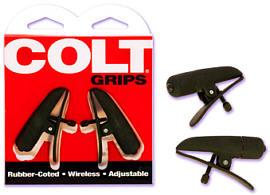 Colt Vibrating Nipple Grips