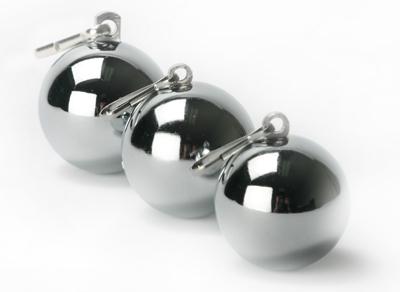 Chrome Ball Weights 10oz