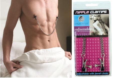 Adjustable Nipple Clamps Spartcus